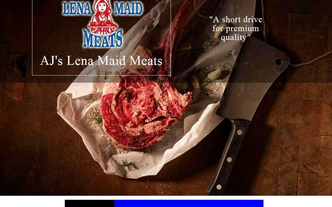 AJ's Lena Maid Meats