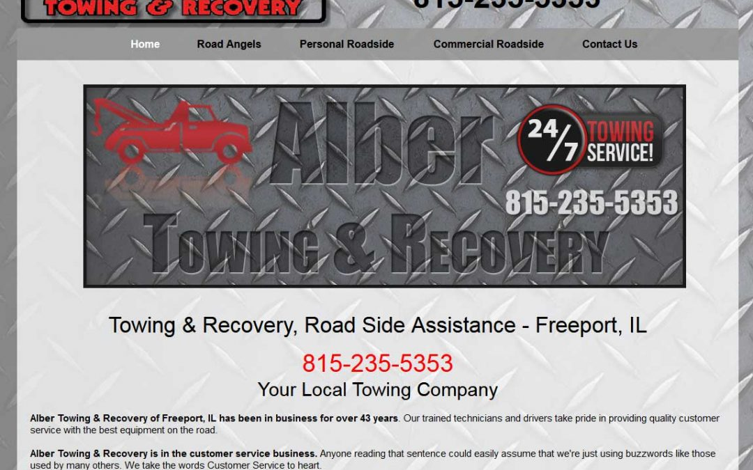 Alber Towing & Recovery