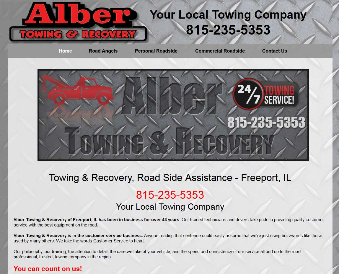 Alber Towing and Recovery